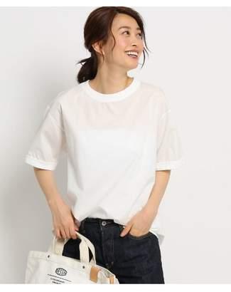 Dessin (デッサン) - Ladies GYMPHLEX(R)コットンリブシャツ