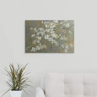 Great Big Canvas 'Dogwood in Spring' Danhui Nai Painting Print