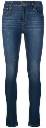 Levi's 721 skinny jeans