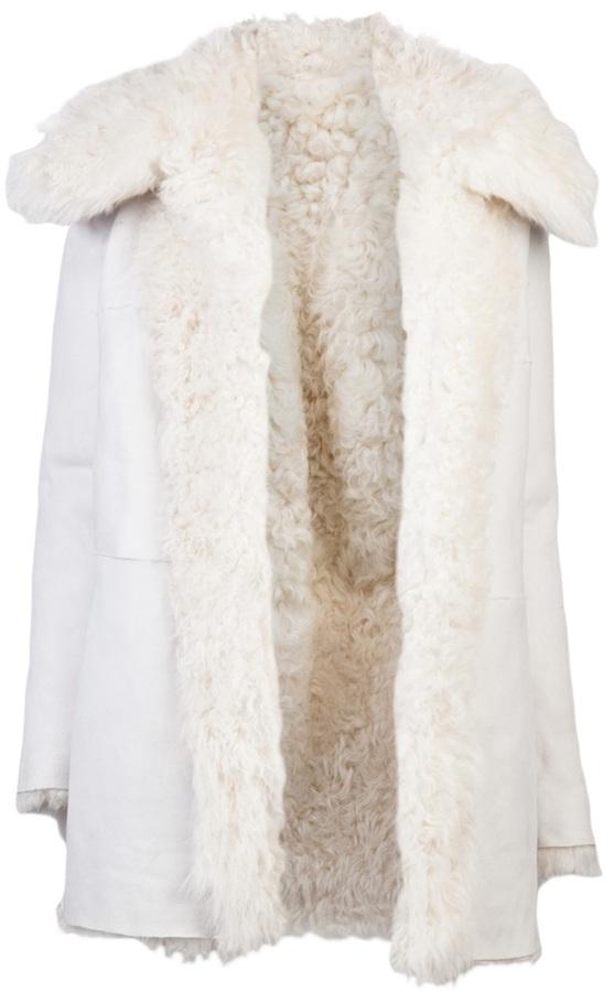 Chris Benz Fur jacket