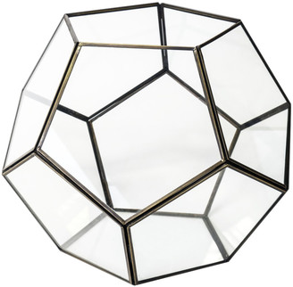 Iron & Clay - Geometric Terrarium