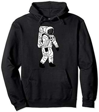 Astronaut Hoodie Space Man Graphic Pullover