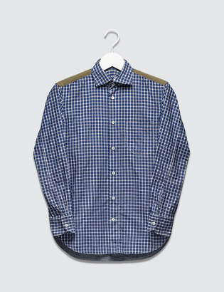 Junya Watanabe Patch Denim Shirt