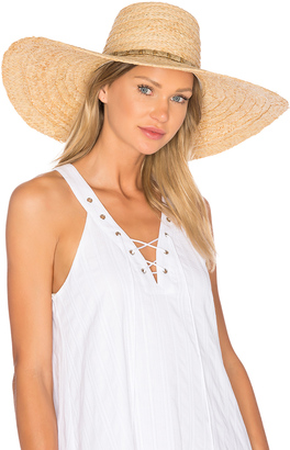 ale by alessandra Palapa Hat $73 thestylecure.com
