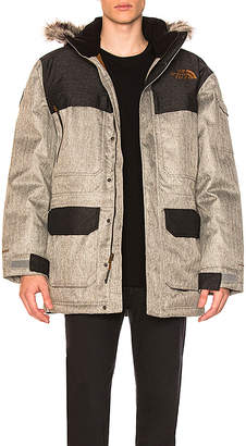 The North Face McMurdo Parka III With Faux Fur Trim