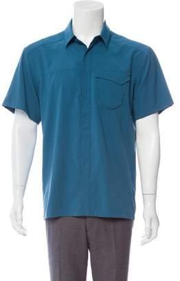 Arc'teryx Woven Short Sleeve Shirt