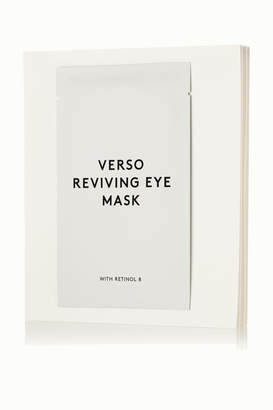 Verso - Reviving Eye Mask, 4 X 3g - one size