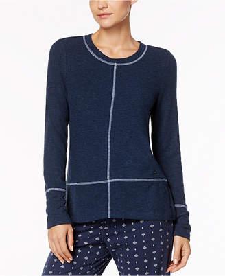 Nautica Dolman-Sleeve Pajama Top