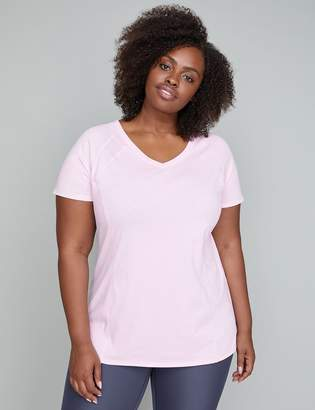 Lane Bryant Wicking Active Tee