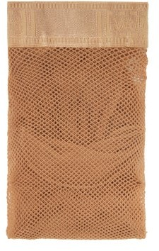 Wolford Twenties Fishnet Tights - Womens - Beige