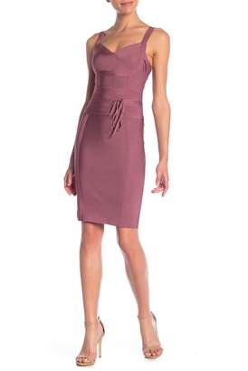 Wow Couture Sleeveless Bandage Dress