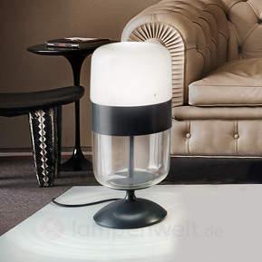 Tischleuchte Futura aus Muranoglas, 48 cm hoch