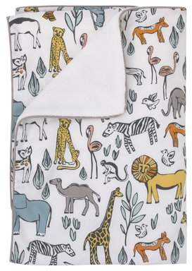 DwellStudio Safari Stroller Blanket