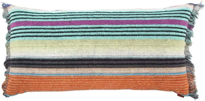 Viviette Cotton Terrycloth Pillow