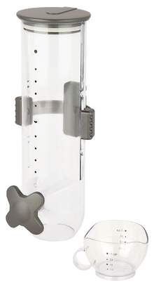 Zevro SmartSpace Edition Wall Mount Dry Food Dispenser Single 13Oz. Canister