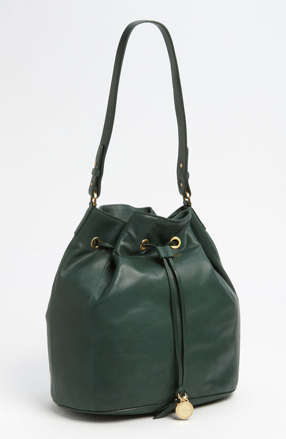 T Tahari 'Lily' Drawstring Shoulder Bag