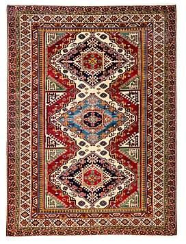 Shirvan Area Rug, 5' x 6'9