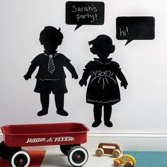 Wallies Vintage Kids Chalkboard Wall Decal