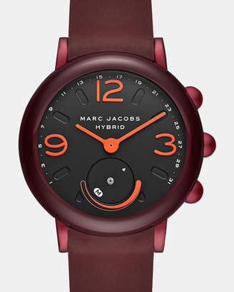 Marc Jacobs Riley Red Hybrid Smartwatch