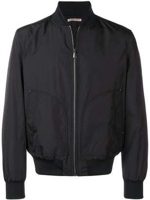 Bottega Veneta classic bomber jacket