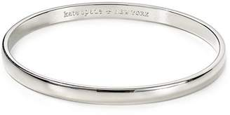 Kate Spade Find The Silver Lining Idiom Bangle