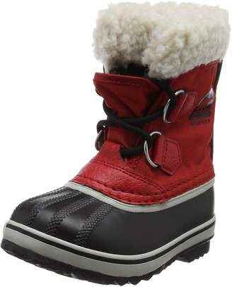 Sorel Unisex-Kids Childrens Yoot Pac Nylon, Rocket