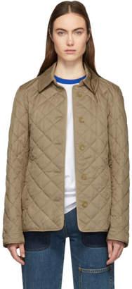 Burberry Beige Frankby Jacket