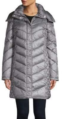 Kenneth Cole New York Regular-Fit Quilted Walker Jacket