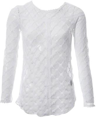 Isabel Marant White Lace Tops