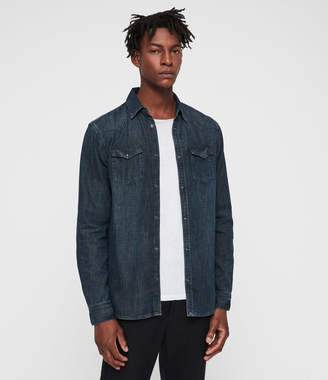 AllSaints Painter Shirt