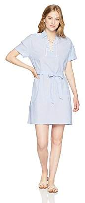 U.S. Polo Assn. Women's Shirt Dress