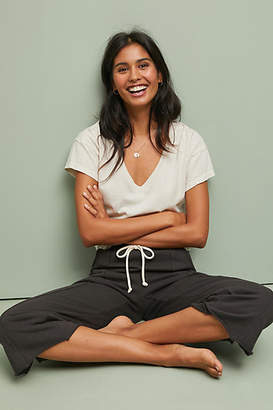 Hudson MATE The Label Wide-Leg Sweatpants