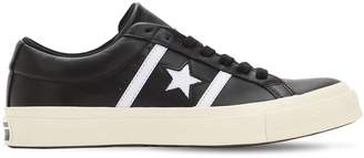 One Star Academy Leather Sneakers