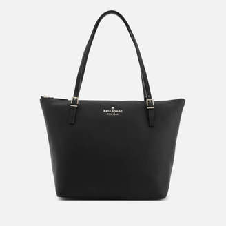 Kate Spade Women's Watson Lane Leather Maya Bag - Black