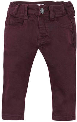 Jean Bourget Partially Elasticized Waist Pant