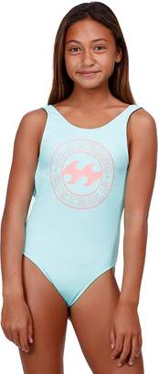 Billabong Girls Malibu One Piece