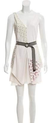 3.1 Phillip Lim Silk Printed Dress
