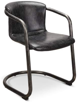 Apt2B Berman Side Chair SET OF 2 ANTIQUE BLACK