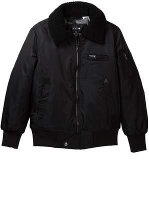 Joe's Jeans Fleece Bomber Jacket (Little Boys & Big Boys)