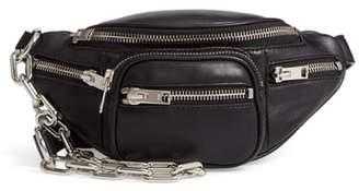 Alexander Wang Attica Mini Lambskin Leather Fanny Pack