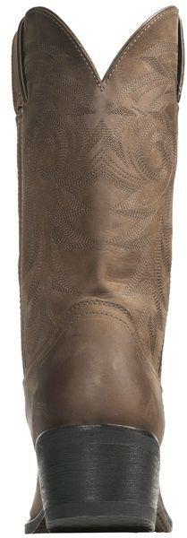 Durango Nubuck Cowboy Boots (For Men)