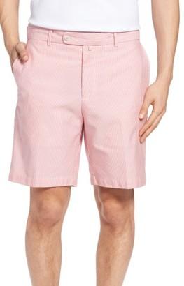 Men's Peter Millar Bedford Stripe Shorts $95 thestylecure.com