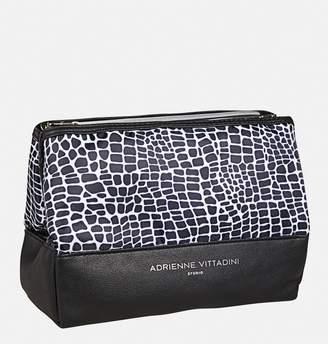 Avenue Dual Pyramid Printed Makeup Bag