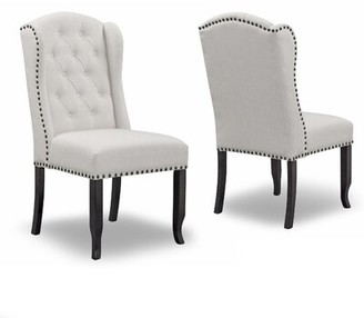 Darby Home Co Chevaliers Upholstered Dining Chair Darby Home Co