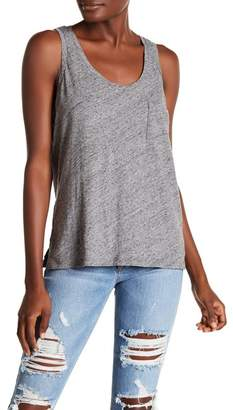 Madewell Slub Knit Scoop Neck Tank Top