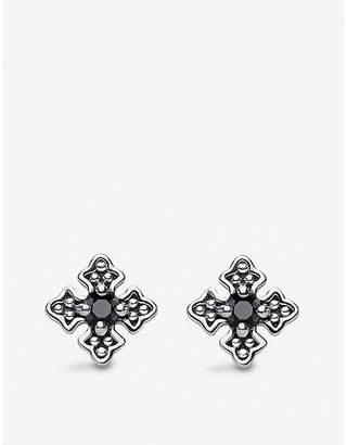 Thomas Sabo Kingdom of Dreams zirconia-stone 925-sterling silver ear studs
