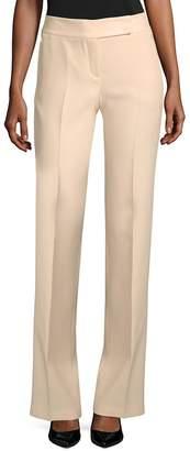Akris Women's Marlene Zip Pocket Bootcut Pants