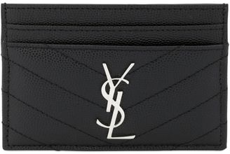 Quilted Leather Card Holder $250 thestylecure.com