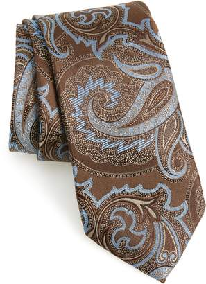 Nordstrom Segura Paisley Silk Tie