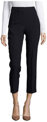 Elie Tahari Front Seamed Cropped Ankle Pant